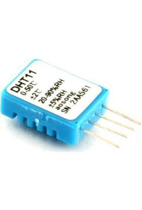 Dht11 Sıcaklık Nem Ve Isı Sensörü Arduino