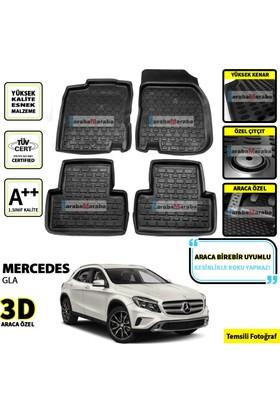 Mercedes Gla 3D Oto Paspas Seti