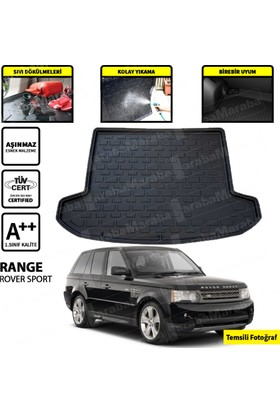 Range Rover Sport Bagaj Havuzu