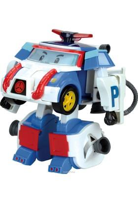 Poli Aksesuarlı Transformers Robot Figür