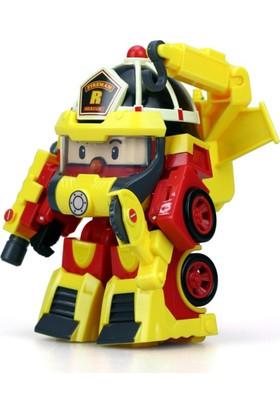 Poli Aksesuarlı Transformers Robot Figür Roy