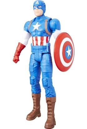 Avengers Titan Hero Captain America Figür Oyuncak C0757