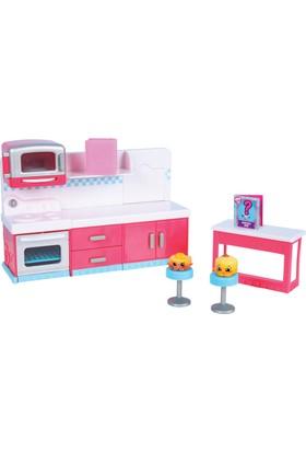 Shopkins Cicibiciler Şefler Kulübü Mutfak Oyun Seti