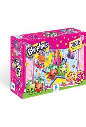 Gizzy Shopkins 72 Parça Çocuk Puzzle