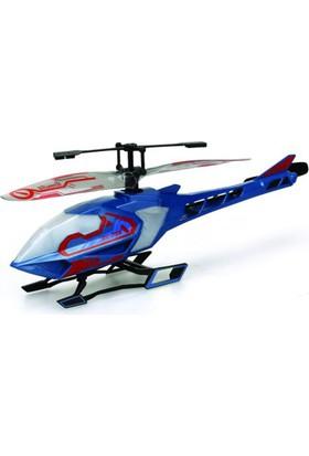 Silverlit Marcus U.K Helikopter 4Ch Gyro Mavi