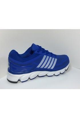 M.P 162-1251 Marginal Saks Mavi Yürüyüş Spor Ayakkabı