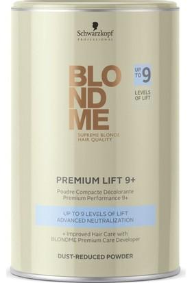 Schwarzkopf Blondme Premium Lift+9 Açıcı 450 Gr