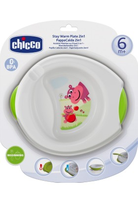 Chicco Sıcak Mama Tabagı 6 ay+ 2 In 1
