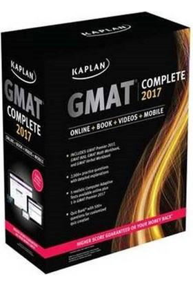 GMAT Complete 2017 Box Set (4 Books)