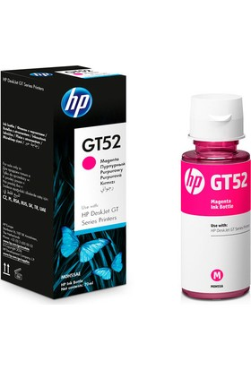 HP GT52 8.000 Sayfa Macenta Şişe Mürekkep Kartuşu M0H55AE