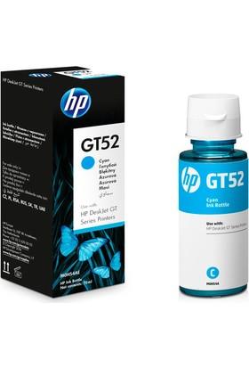 HP GT52 8.000 Sayfa Cyan Şişe Mürekkep Kartuşu M0H54AE