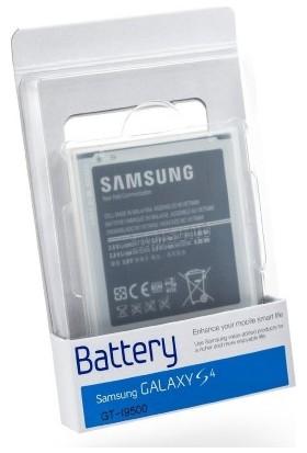 Casecrown Samsung Galaxy S4 i9500 Standart Batarya EB-B600BEBECWW 2600 mAh