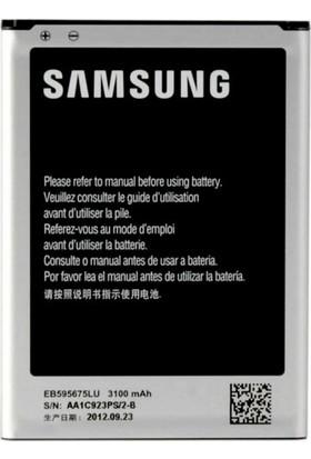 Casecrown Samsung Galaxy Note 2 N7100 Batarya 3100 Mah
