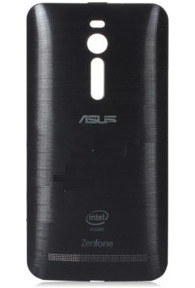 Casecrown Asus Zenfone 2 Arka Batarya Kapak Siyah