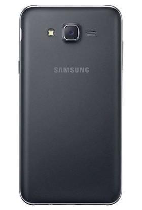 Casecrown Samsung Galaxy J7 Arka Pil Batarya Kapak Siyah
