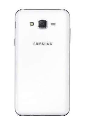 Casecrown Samsung Galaxy J7 Arka Pil Batarya Kapak Beyaz