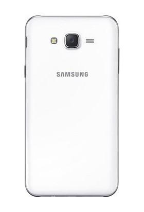 Casecrown Samsung Galaxy J5 Arka Pil Batarya Kapak Beyaz