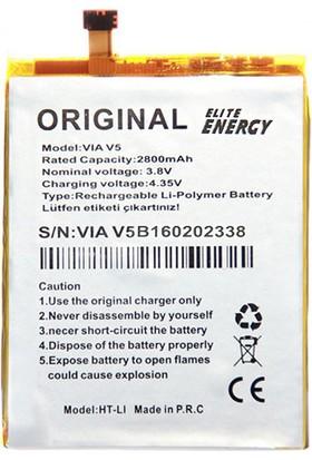 Casecrown Casper VIA V5 Batarya 2800 mAh