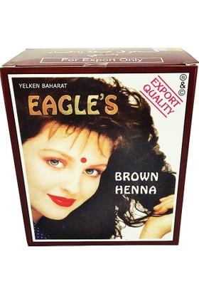 Eagles Kahverengi Hint Kınası