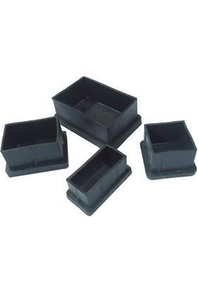 Profil İç Tapa Plastik 20X20 ( 3 Adet )