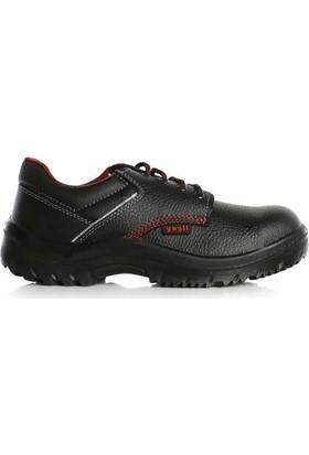 Yeşil Çelik Burunsuz İşçi Ayakkabısı No:45