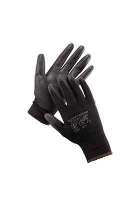 Vento Pu Eldiven Siyah No:10