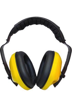 Gürültü Önleyici Kulaklık Sarı