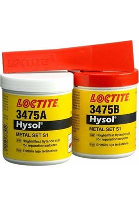 Loctite 3475 Epoksi Aluminyum Dolgulu Macun Metal Set Al1 500 Gr