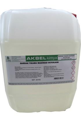 Akbel Bardak Yıkama Makinesi Deterjanı 20 KG