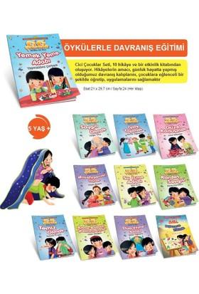 Öykülerle Davranış Eğitimi Seti 10 Kitap