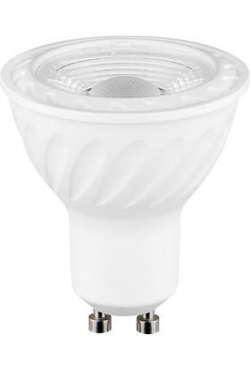 Global Lighting 5W Gu10 Duylu Dım Edilebilir Led Ampul - Gün Işığı