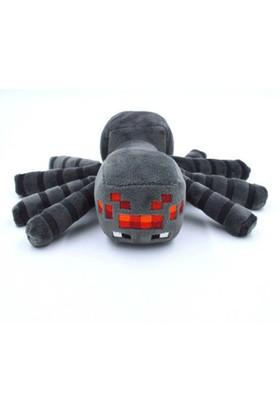 Minecraft Peluş Örümcek Karakter Oyuncak 16 Cm