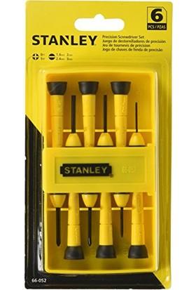 Stanley 6 Parça Saatçi Tornavida Takımı