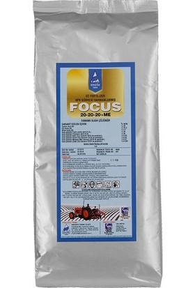 Amarko Yaprak Gübresi İthal Focus 20-20-20 + Te 1 Kg