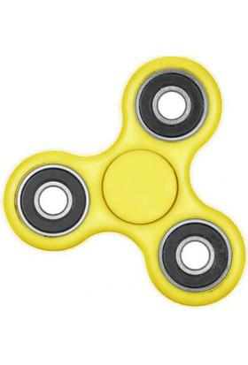 İ-Techgear Stres Çarkı Sarı-Stres Çarkı Fidget Spinner