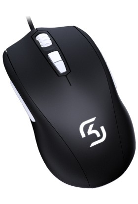 Mionix Avıor Sk Team Edition Multi-Color Ambidextrous Optical Gaming Mouse