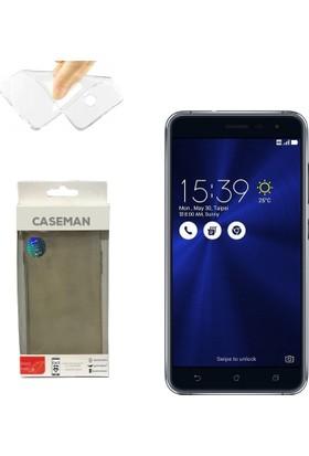 Case Man Asus Zenfone Zoom Silikon Kılıf Ultra İnce Koruma Telefonunuza Tam Uyumlu