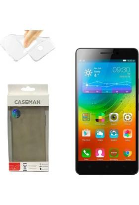 Case Man Lenovo K3 Note Silikon Kılıf Ultra İnce Koruma Telefonunuza Tam Uyumlu