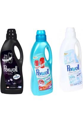 Perwoll 2 lt Siyah Sihir + 2 lt Renkli Sihir + 2 lt Beyaz Sihir
