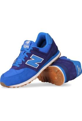 New Balance Kadın Spor Ayakkabı KL574ESG