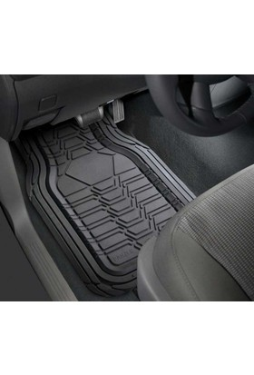 Mazda 2 2002-2008 Havuzlu Kauçuk Paspas Takım