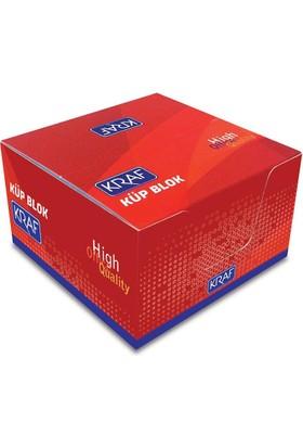 Kraf 115G Küp Blok 8x8 cm