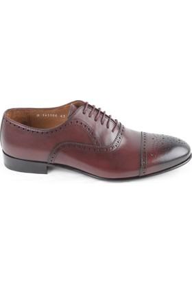 Veyis Usta Zımbalı Bağlamalı Erkek Ayakkabı