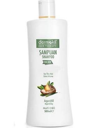 Dermokil Şampuan Haır Therapy Yağlı Saçlar İçin 500 Ml