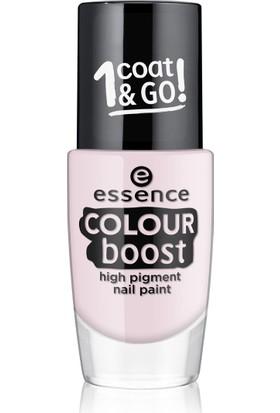 Essence Colour Boost Kalıcı Oje 01