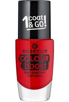 Essence Colour Boost Kalıcı Oje 04