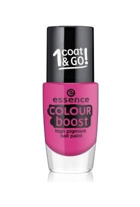 Essence Colour Boost Kalıcı Oje 08