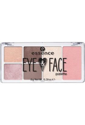Essence Eye And Face Palette Göz Ve Yüz Paleti 01