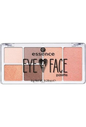 Essence Eye And Face Palette Göz Ve Yüz Paleti 02