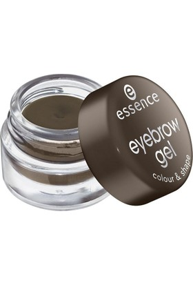 Essence Eyebrow Gel Colour Shape Kaş Jeli 01
